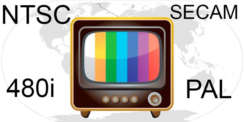 Стандарты телевизионного вещания